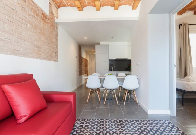 Ferielejlighed i Barcelona - DELUXE, central, boho, views, 3 bedrooms