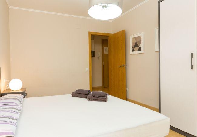 Ferielejlighed i Barcelona - CIUTADELLA PARK, 4 double bedrooms, park views