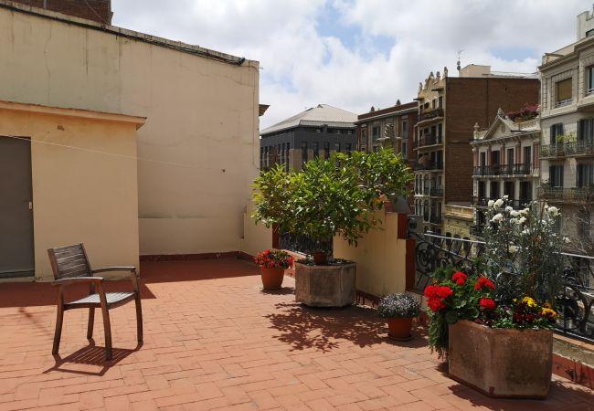 Ferielejlighed i Barcelona - GRAN DE GRACIA PALACE