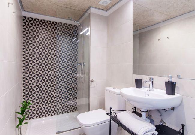 Ferielejlighed i Barcelona - EIXAMPLE CENTER DELUXE 1 Bedroom