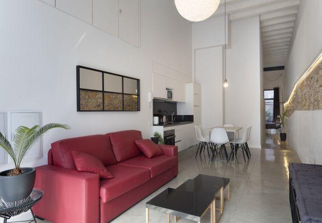Ferielejlighed i Barcelona - EIXAMPLE LOFT