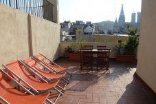 Ferienwohnung in Barcelona - GOTHIC - Shared terrace apartment
