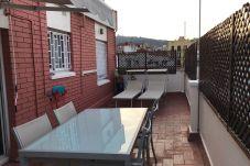 Ferienwohnung in Barcelona ciudad - ATIC GRACIA apartment