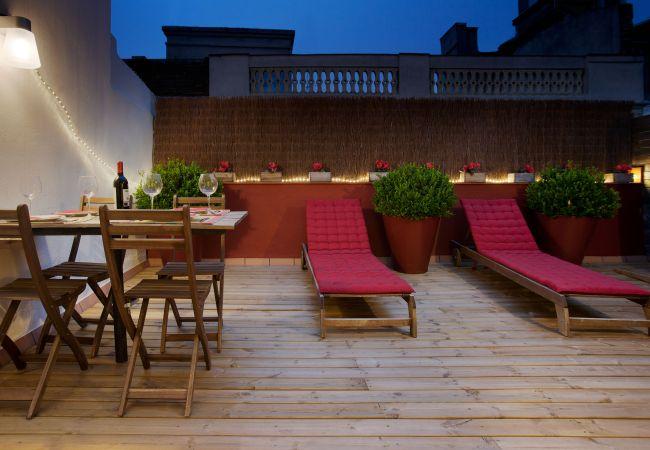 Ferienwohnung in Barcelona - ATIC PORT