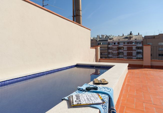 Ferienwohnung in Barcelona - EIXAMPLE CENTER DELUXE 1 Bedroom