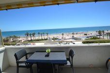 Ferienwohnung in La Pineda - Paradise Park 2:Terrazas vista mar-Playa La Pineda-Piscina-A/C,parking gratis