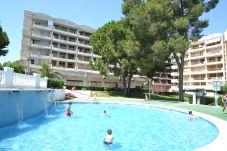 Ferienwohnung in Salou - Catalunya 34:Centro turístico Salou-Cerca playas-Piscinas,deportes,parque-Wifi,Ropa incluido