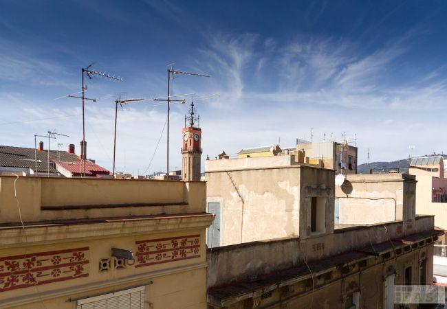 Ferienwohnung in Barcelona - GRACIA ROSE, 4 bedrooms, balcony