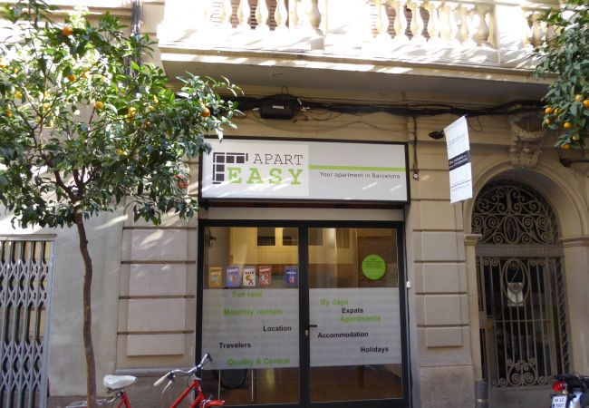 Ferienwohnung in Barcelona - ATIC GRACIA, terrace, lightly, views