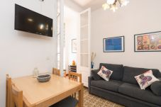 Ferienwohnung in Barcelona - GRACIA SANT AGUSTÍ piso de 3 dormitorios en alquiler por días en Barcelona centro, Gracia