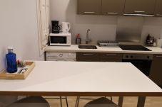 Ferienwohnung in Barcelona - Piso renovado con encanto en alquiler vacacional en Barcelona centro, Gracia