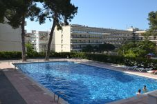 Appartement in Salou - Mariposa 3:Cerca playas Salou-Piscina,solárium-Wifi,ropa cama incluido