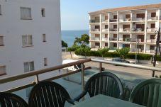 Appartement in Miami Playa - La Caleta 3:Duplex con solárium-180metros Playa-Piscina-A/C,Parking gratis