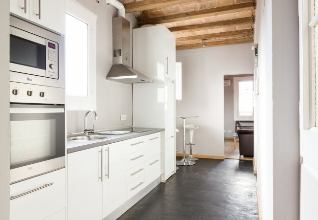 Appartement in Barcelona - ATIC GRACIA, terrace, lightly, views