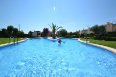 Villa in Ametlla de Mar - Villa 3 Calas 12:Jardin privado-Cerca playas Las Tres Calas-Piscina-Wifi gratis