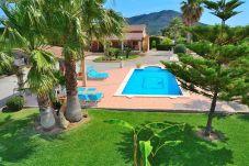 Huis in Inca - Es Pinaret Finca con piscina y un grandioso jardín 044