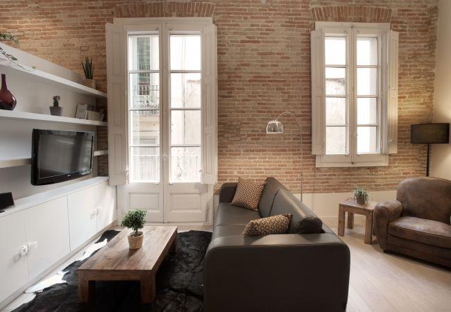 Apartamento en Barcelona - GOTHIC LOFT for rent in Barcelona