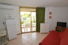Apartamento en Salou - Catalunya 34:Centro turístico Salou-Cerca playas-Piscinas,deportes,parque-Wifi,Ropa incluido