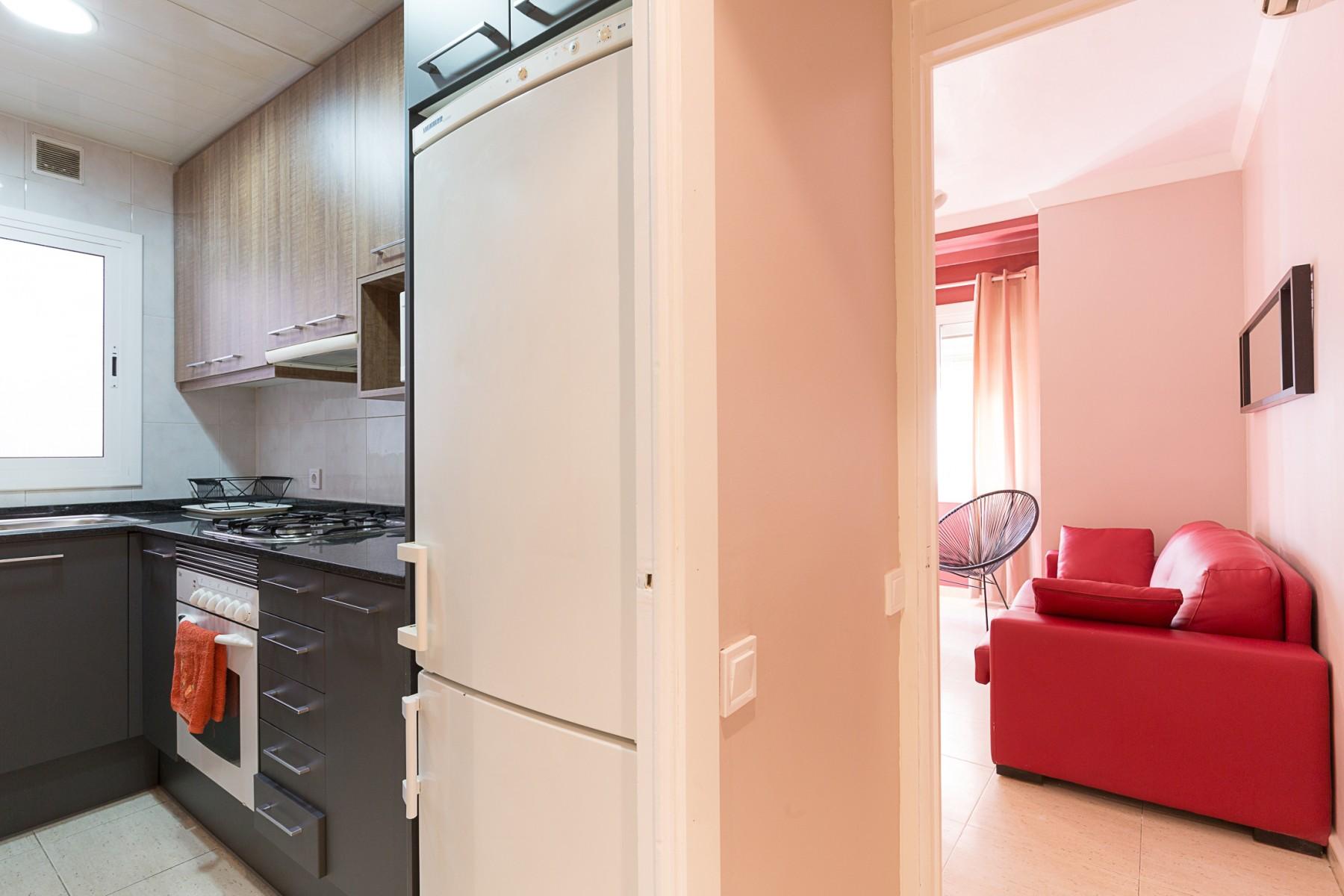 Apartamento plaza espa a barcelona - Menaje cocina barcelona ...
