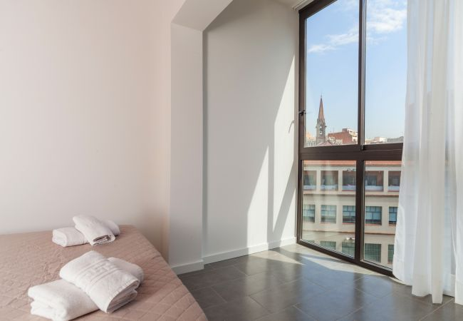 Apartamento en Barcelona - DELUXE, central, boho, views, 3 bedrooms