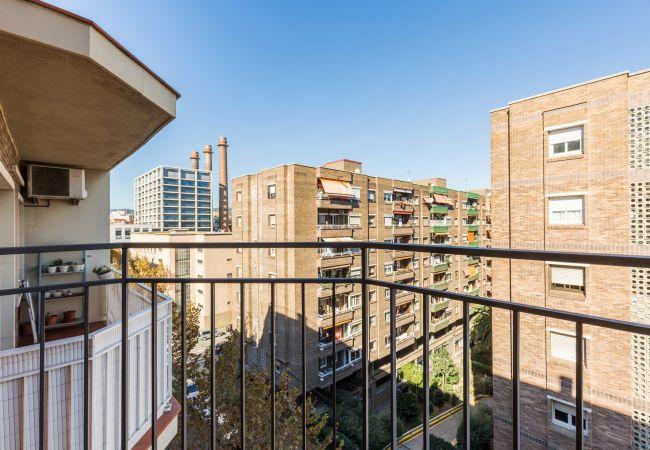 Apartamento en Barcelona - PORT, piso de calidad, luminoso, tranquilo, bonitas vistas de Barcelona.