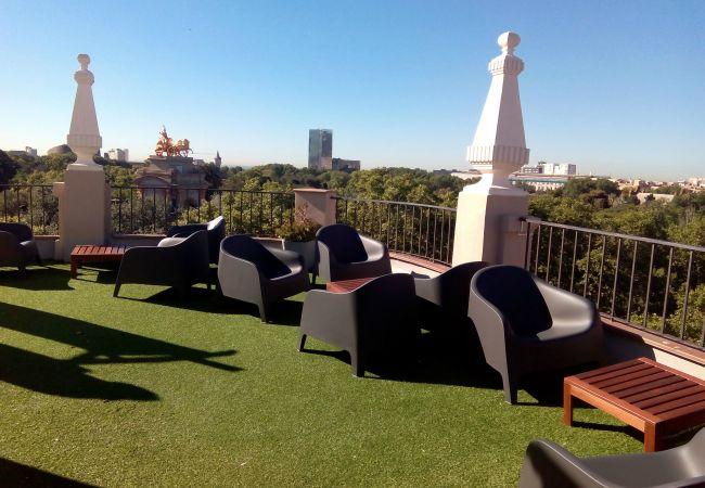 Apartamento en Barcelona - CIUTADELLA PARK, 4 bedrooms, great park views