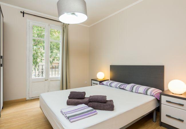 Apartamento en Barcelona - CIUTADELLA PARK, 4 double bedrooms, park views