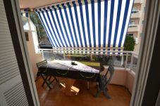 Apartamento en Salou - California Salou: Terraza-Centro turístico-Cerca playa-A/C gratis