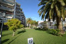 Estudio en Salou - Formentor 3:Estudio con terraza-50metros playa,centro Salou-A/C gratis