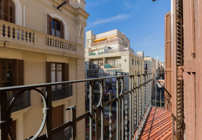 Appartement à Barcelone - GRACIA SUITE, balcony