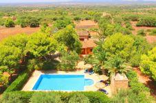 Maison de vacances avec piscine et nature