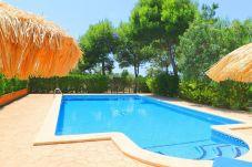 Domaine à Campos - Can Crestall belle villa avec piscine en pleine nature 414
