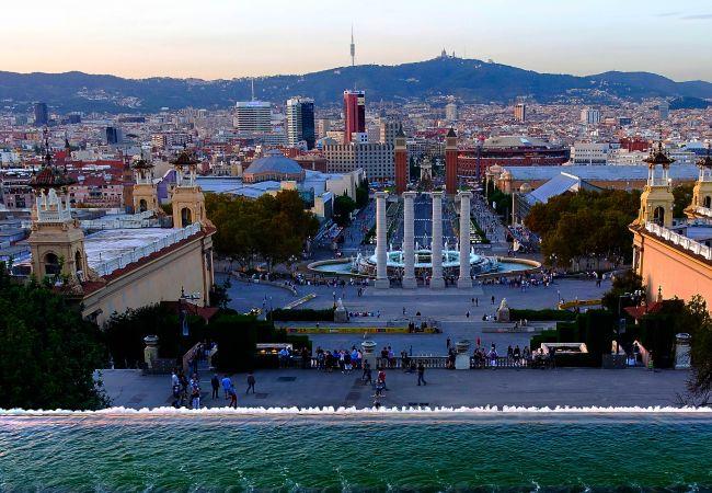 Appartement à Barcelone - Family CIUTADELLA PARK appartement en location de vacances à Barcelone