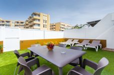 Bungalow à San Bartolomé de Tirajana - Confortable with terraces, pool and tenis by CanariasGetaway