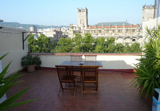 Appartement à Barcelone - GOTHIC - Shared terrace apartment