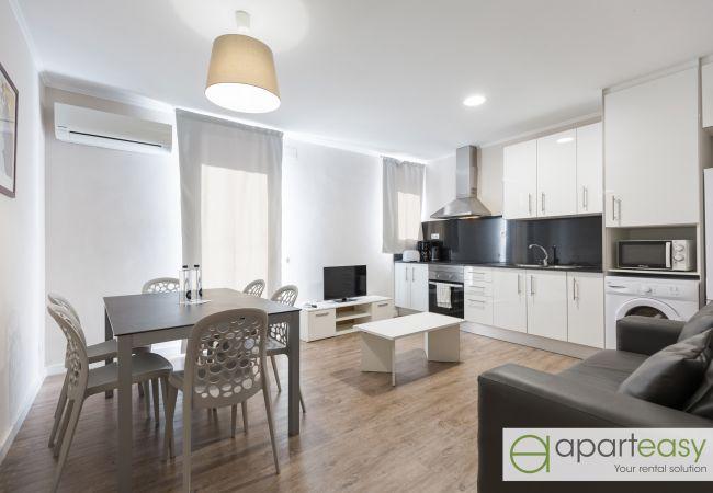 Appartement à Barcelone - POBLE NOU MARINA comfy deluxe, top floor, 3 bedroo