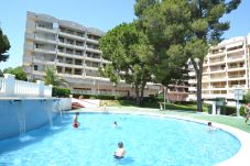 Appartamento a Salou - Catalunya 34:Centro turístico Salou-Cerca playas-Piscinas,deportes,parque-Wifi,Ropa incluido