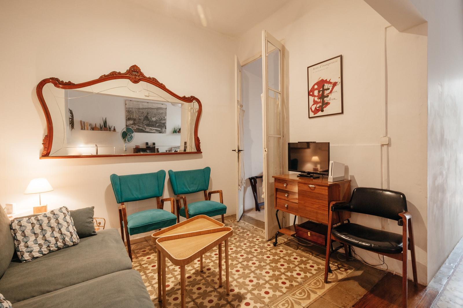 ... Apartment In Barcelona   GRACIA ART DECO Apartment ...