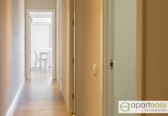 Apartment in Barcelona - POBLE NOU MARINA, comfy deluxe, 3 double bedrooms
