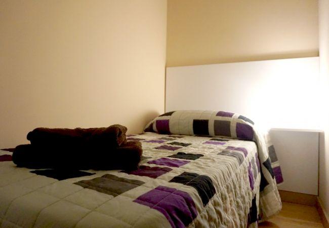 Apartment in Barcelona - POBLE NOU MARINA, balcony, 3 double bedrooms