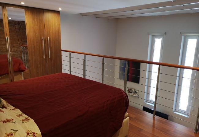 Apartment in Barcelona - GRAN DE GRACIA PALACE