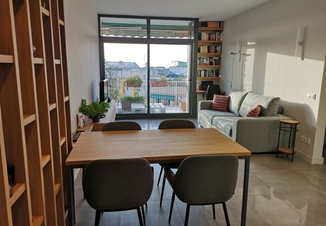Apartment in Barcelona - ATIC DELUXE
