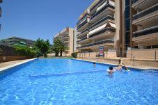 Apartamento em Salou - Ventura Parc Z:Terraza-Cerca playa Salou-Piscina-A/C,parking,wifi,ropa gratis