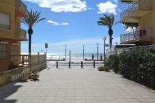 Apartamento em Salou - Mar y Luz:80m Playa Ponent y Paseo Marítimo-A/C,Wifi+Ropa gratis