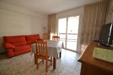 Estúdio em Salou - Formentor 3:Estudio con terraza-50metros playa,centro Salou-A/C gratis