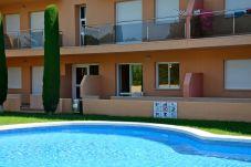 Apartment in L'Escala - APARTMENT GOLF MAR 3D