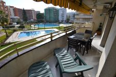 Apartment in Salou - Sevilla 26:Near beach and Salou's Centre-3 Pools-Free Wifi/AC/Parking/Linen