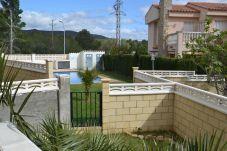 Villa in Miami Playa - Villa Anubis VII: Large private garden-Pool-Quiet residence-Near Miami Playa's beaches