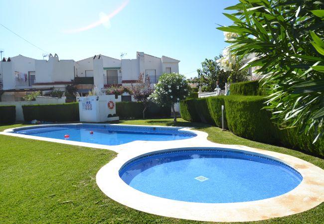 Villa/Dettached house in Miami Playa - Villa Casalot 3: Lovely-Private garden-Pool-Near Miami Playa's beaches