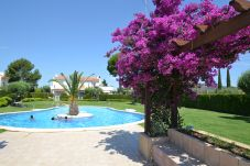 Villa in Ametlla de Mar - Villa 3 Calas 1:Private garden-Near beaches-Pool-Free wifi,A/C